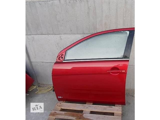 Б/у дверь передняя для легкового авто Mitsubishi Lancer X- объявление о продаже  в Ровно