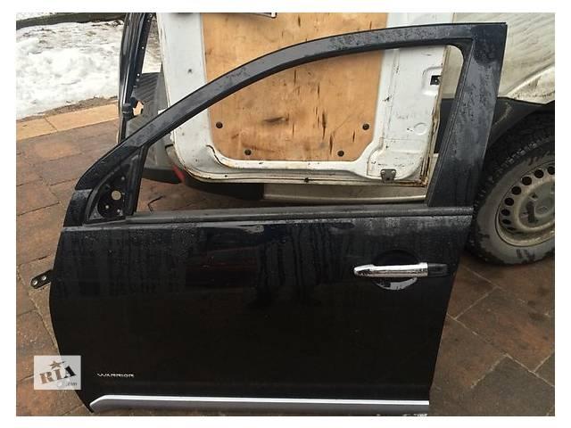 продам Б/у дверь передняя для легкового авто Mitsubishi Outlander XL бу в Киеве
