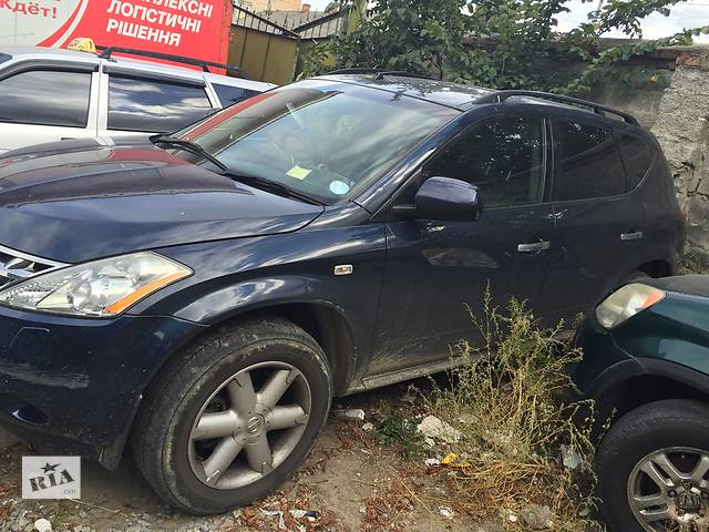 бу Б/у дверь передняя для легкового авто Nissan Murano в Киеве