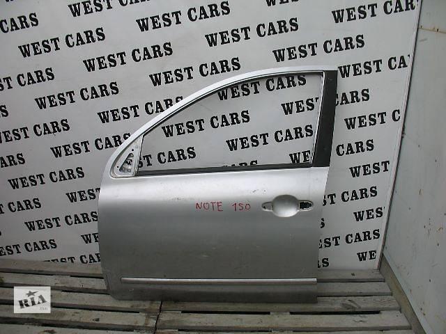 Б/у дверь передняя для легкового авто Nissan Note- объявление о продаже  в Луцке