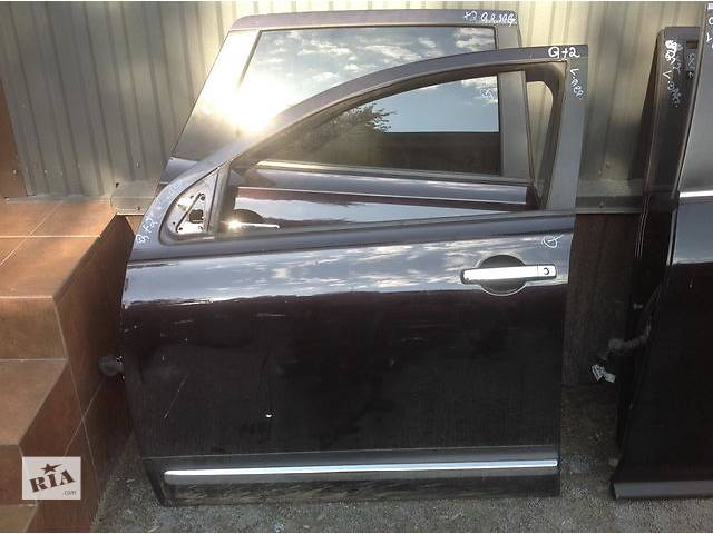 продам Б/у дверь передняя для легкового авто Nissan Qashqai+2 бу в Ровно
