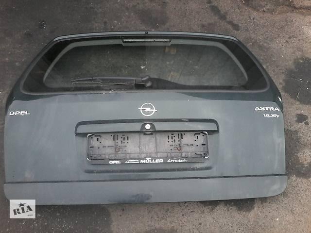продам Б/у дверь передняя для легкового авто Opel Astra G бу в Луцке