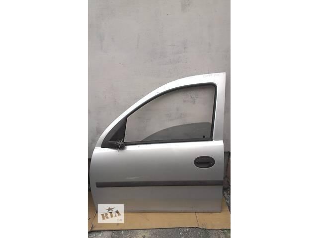 купить бу Б/у дверь передняя для легкового авто Opel Combo C в Ковеле