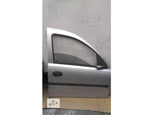 бу Б/у дверь передняя для легкового авто Opel Combo C в Ковеле