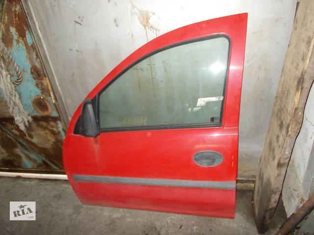 Б/у дверь передняя для легкового авто Opel Combo- объявление о продаже  в Стрые