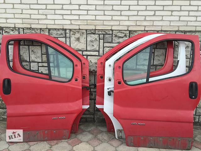 продам Б/у дверь передняя для легкового авто Opel Vivaro бу в Ковеле