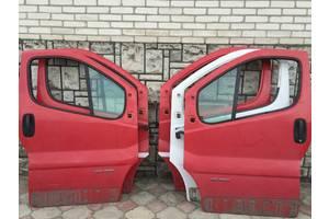 б/у Двери передние Opel Vivaro груз.