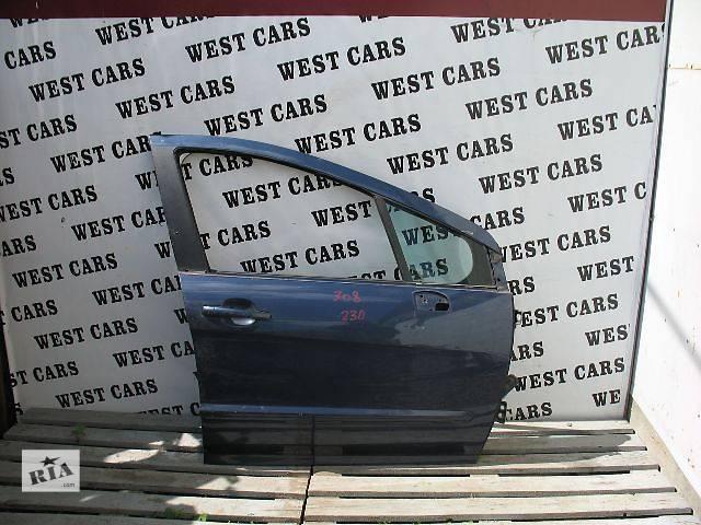 Б/у дверь передняя для легкового авто Peugeot 308- объявление о продаже  в Луцке