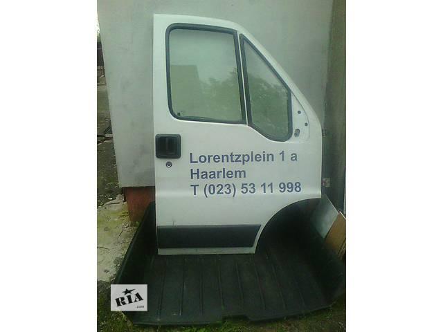 купить бу Б/у дверь передняя для легкового авто Peugeot Boxer 2002 - 2006 в Ковеле