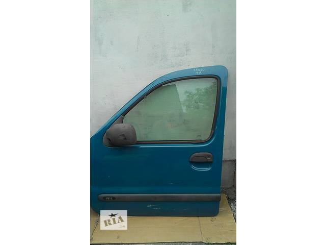 продам Б/у дверь передняя для легкового авто Renault Kangoo 2 бу в Ковеле