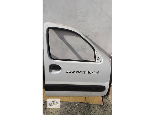 Б/у дверь передняя для легкового авто Renault Kangoo- объявление о продаже  в Ковеле