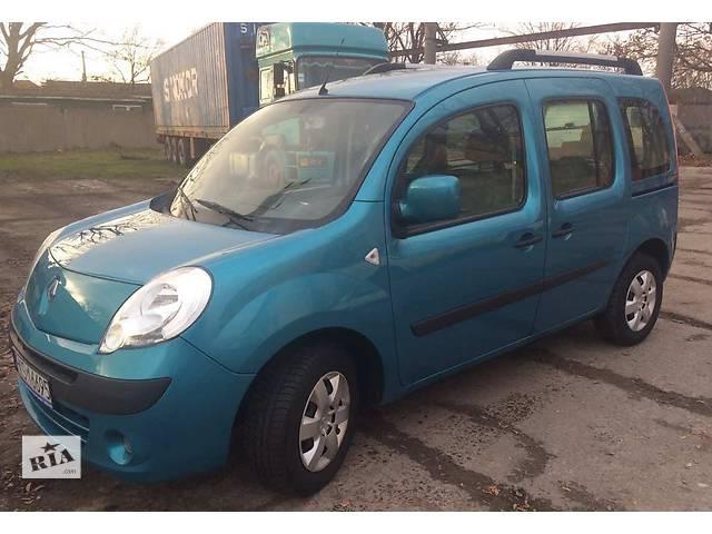Б/у двері передня для легкового авто Renault Kangoo- объявление о продаже  в Одесі