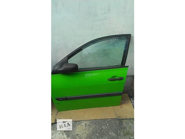 Б/у дверь передняя для легкового авто Renault Megane II- объявление о продаже  в Ковеле