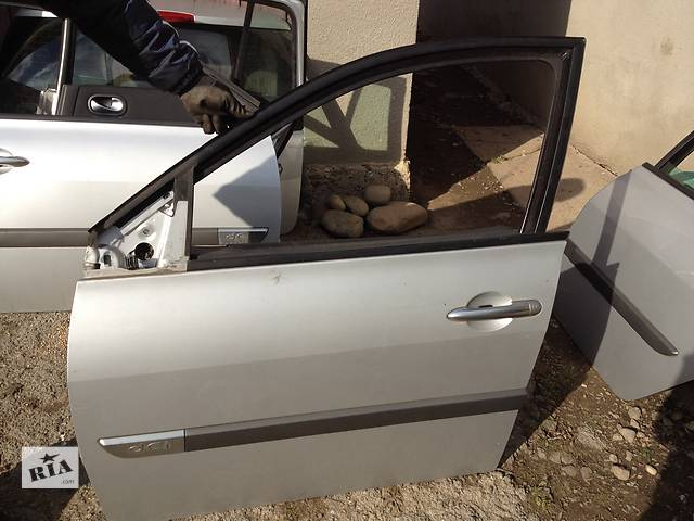 Б/у дверь передняя для легкового авто Renault Megane II- объявление о продаже  в Бучаче