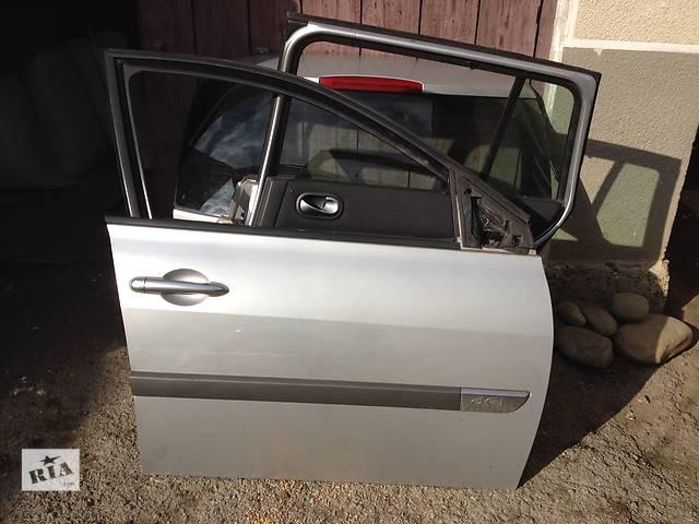продам Б/у дверь передняя для легкового авто Renault Megane II бу в Бучаче