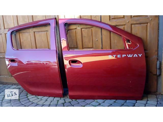 Б/у дверь передняя для легкового авто Рено Renault  Сандеро Sandero StepWay- объявление о продаже  в Львове