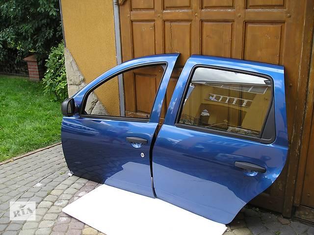 бу Б/у дверь передняя для легкового авто Рено Renault Дастер Duster в Львове