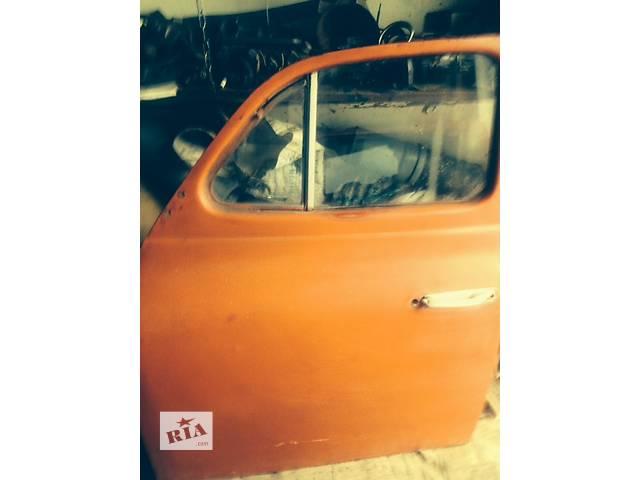 продам Б/у дверь передняя для легкового авто Skoda 1201 бу в Харькове