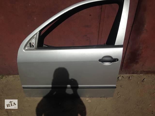 бу Б/у дверь передняя для легкового авто Skoda Fabia Combi в Виннице