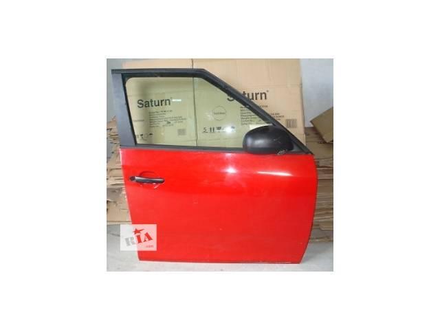 продам Б/у дверь передняя для легкового авто Skoda Fabia бу в Львове