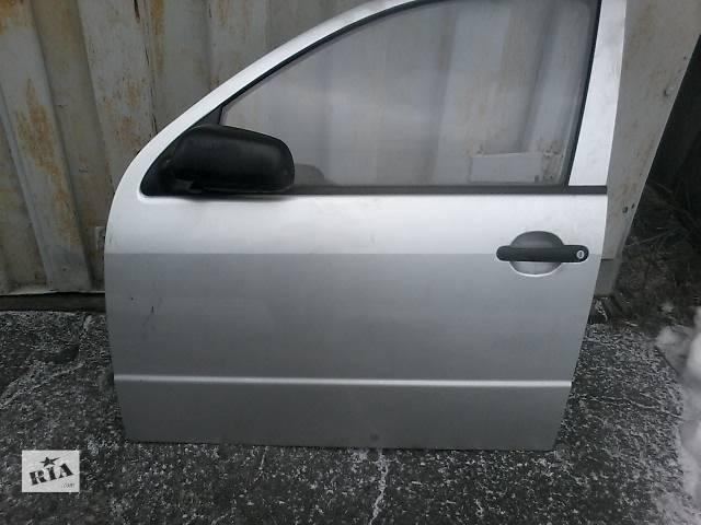 Б/у дверь передняя для легкового авто Skoda Fabia- объявление о продаже  в Луцке
