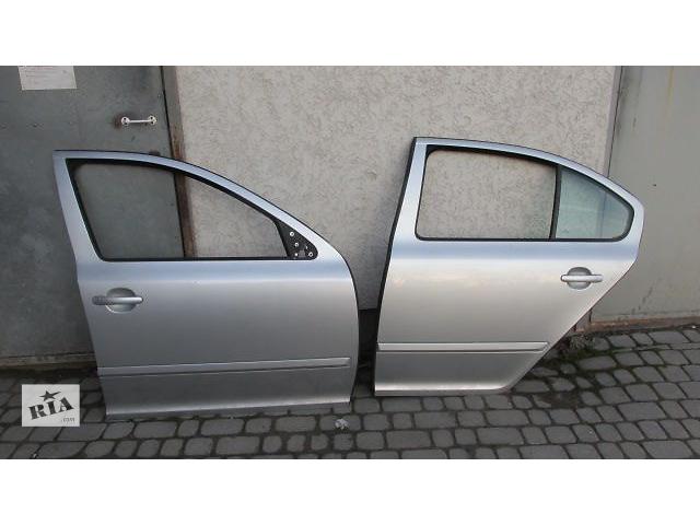 бу Б/у дверь передняя для хэтчбека Skoda Octavia A5 в Пустомытах (Львовской обл.)