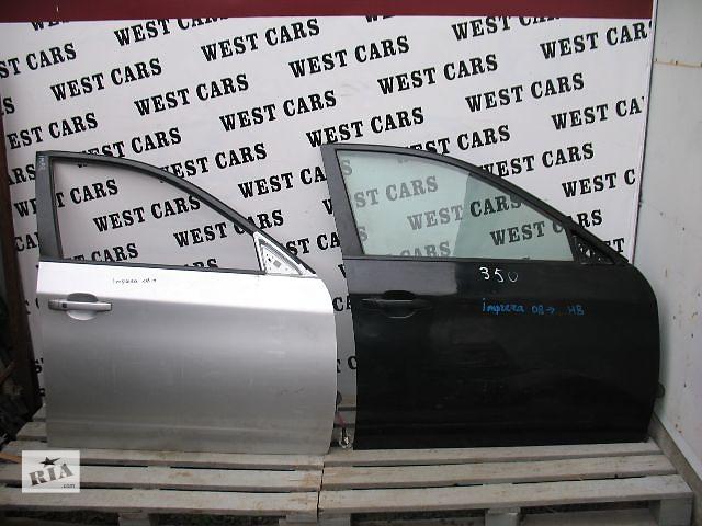 купить бу Б/у дверь передняя для легкового авто Subaru Impreza Hatchback 2009 в Луцке