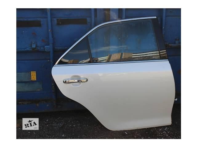 бу Б/у дверь передняя для легкового авто Toyota Camry 50 55 идеальное состояние  в Киеве