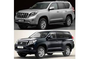 б/у Двери передние Toyota Land Cruiser Prado 150