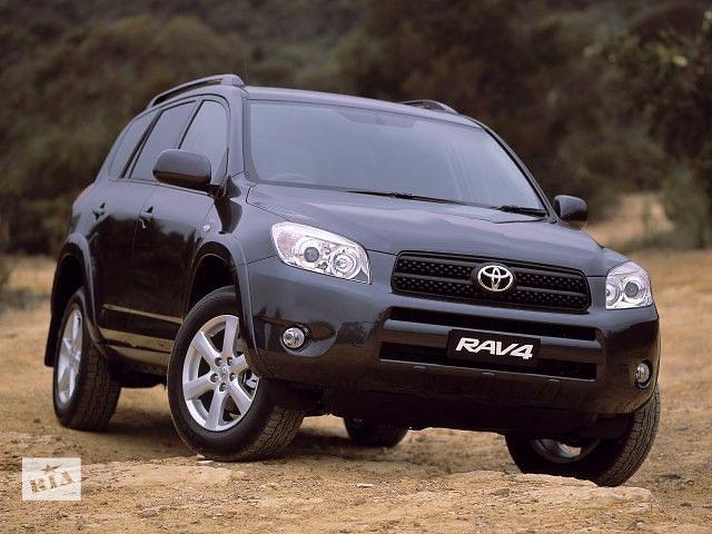 продам Б/у дверь передняя для легкового авто Toyota Rav 4 2008 бу в Киеве