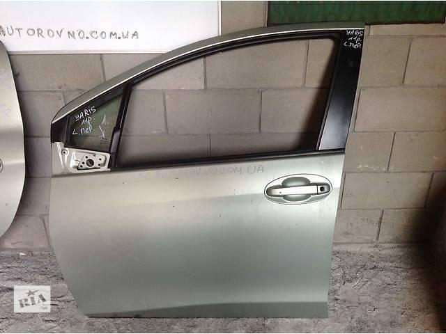 бу Б/у дверь передняя для легкового авто Toyota Yaris в Ровно