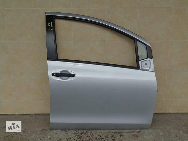 продам Б/у дверь передняя для легкового авто Toyota Yaris бу в Чернигове