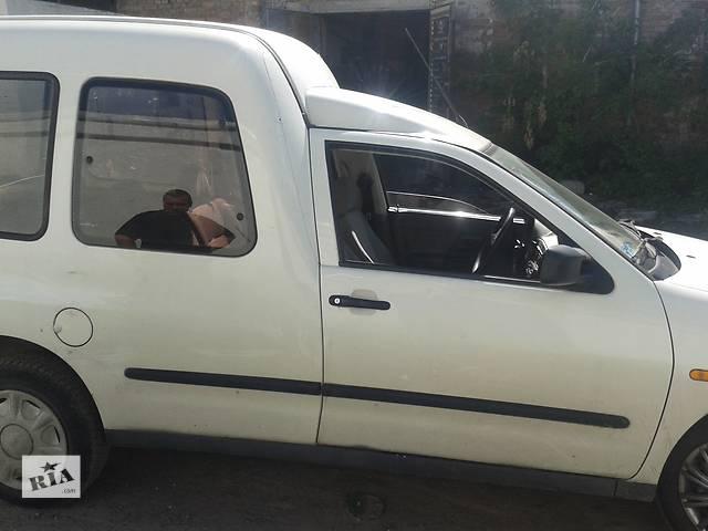 продам Б/у дверь передняя для легкового авто Volkswagen Caddy бу в Ровно
