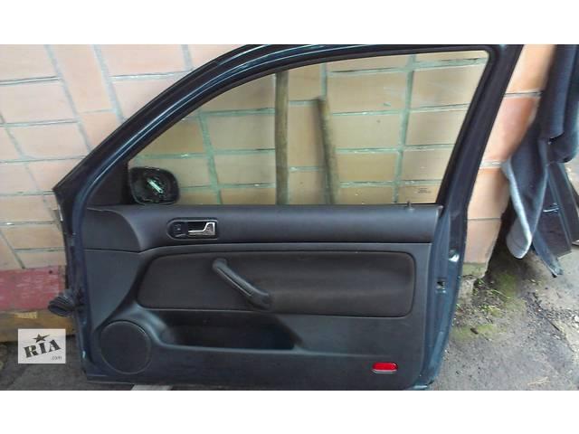 Б/у дверь передняя для легкового авто Volkswagen Golf IV- объявление о продаже  в Ковеле