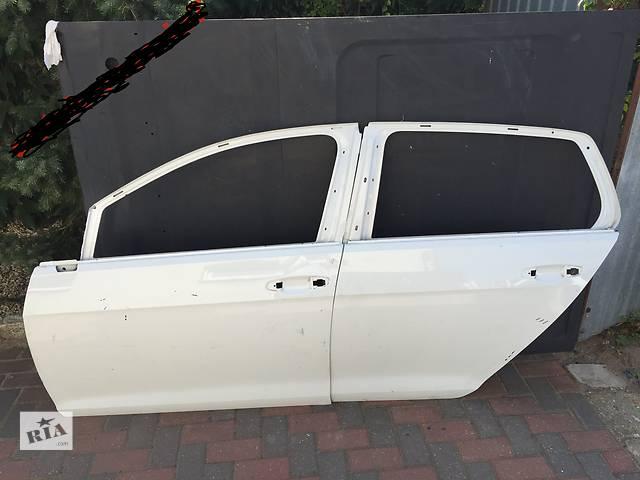 купить бу Б/у дверь передняя для легкового авто Volkswagen Golf VII в Бучаче