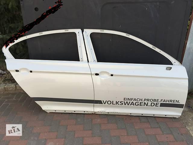 продам Б/у дверь передняя для легкового авто Volkswagen Passat B8 бу в Тернополе