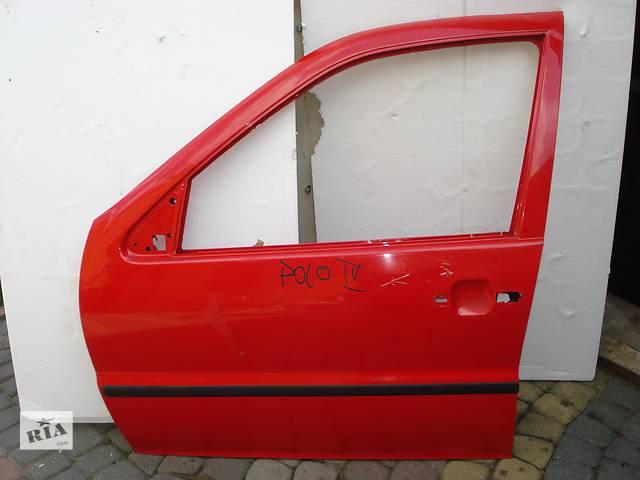 купить бу Б/у дверь передняя для легкового авто Volkswagen Polo в Львове