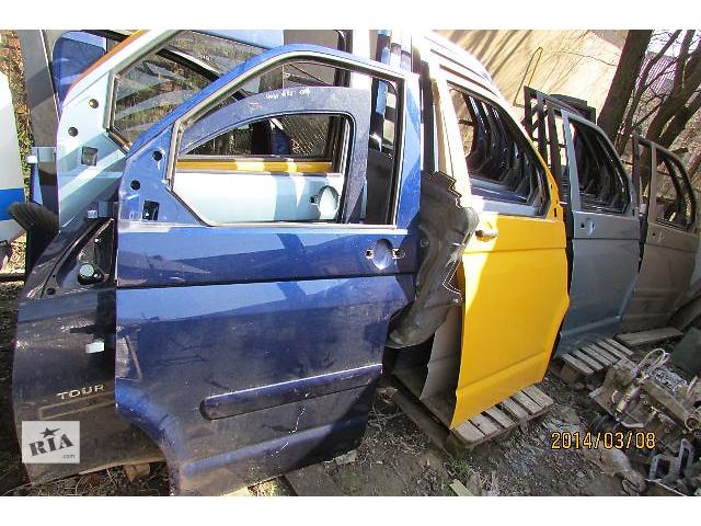 продам Б/у дверь передняя для легкового авто Volkswagen T5 (Transporter) 2008 бу в Хусте