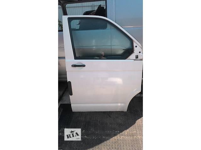продам Б/у дверь передняя для легкового авто Volkswagen T5 (Transporter) бу в Яворове