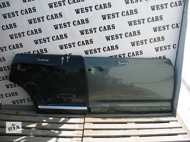 продам Б/у дверь передняя для легкового авто Volkswagen Touareg 2006 бу в Луцке