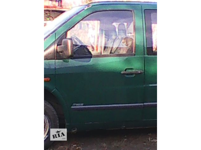 купить бу Б/у дверь передняя для минивена Mercedes Vito 2000 в Хмельницком