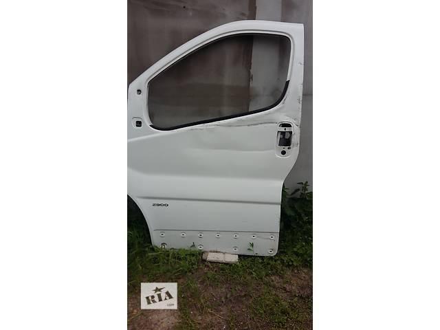 бу Б/у дверь передняя для Opel Vivaro в Полтаве