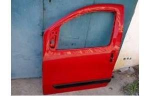 б/у Двери передние Peugeot Bipper груз.