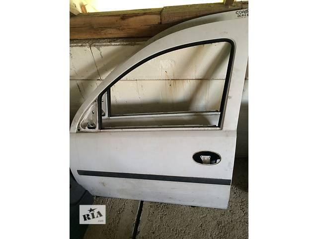 Б/у дверь передняя для пикапа Opel Combo- объявление о продаже  в Калуше