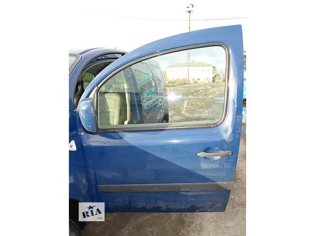 Б/у Дверь передняя для Renault Kangoo,Рено Канго,Кенго2 1,5DCI K9K 2008-2012- объявление о продаже  в Рожище