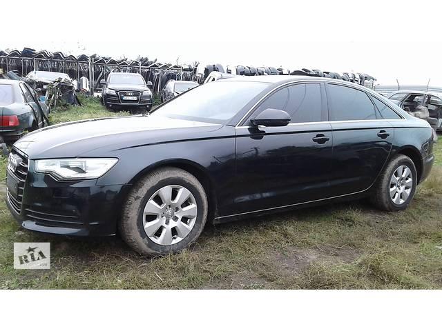 продам Б/у дверь передняя для седана Audi A6С7 бу в Львове