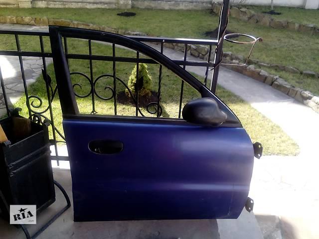 продам Б/у дверь передняя для седана Daewoo Lanos бу в Львове