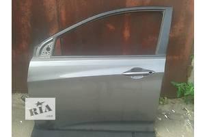 б/у Двери передние Hyundai Accent