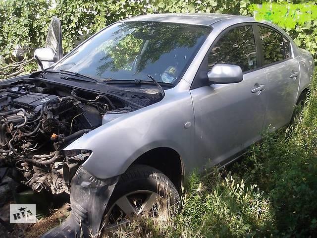 Б/у дверь передняя для седана Mazda 3- объявление о продаже  в Запорожье