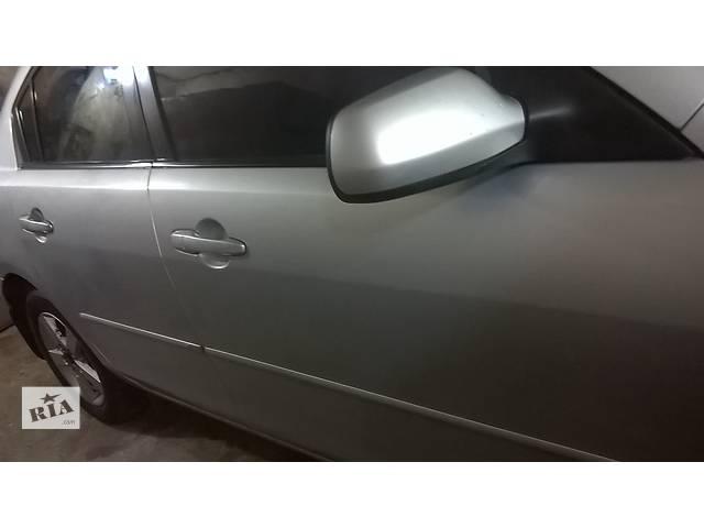 Б/у дверь передняя для седана Mazda 3- объявление о продаже  в Ровно